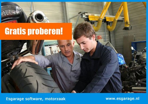 motorzaak kassa software, motorzaak factuur software, motorzaak kassasysteem